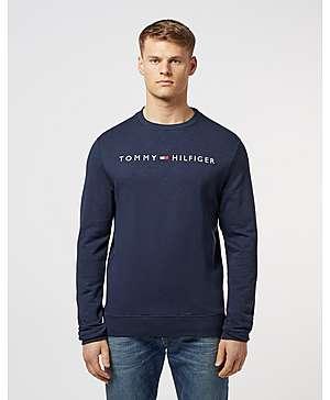 80f3e2f35cc7b Tommy Hilfiger Embroidered Logo Sweatshirt ...