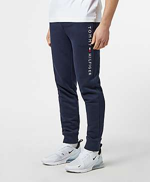 5064df0ed Tommy Hilfiger Embroidered Logo Cuffed Fleece Pants ...