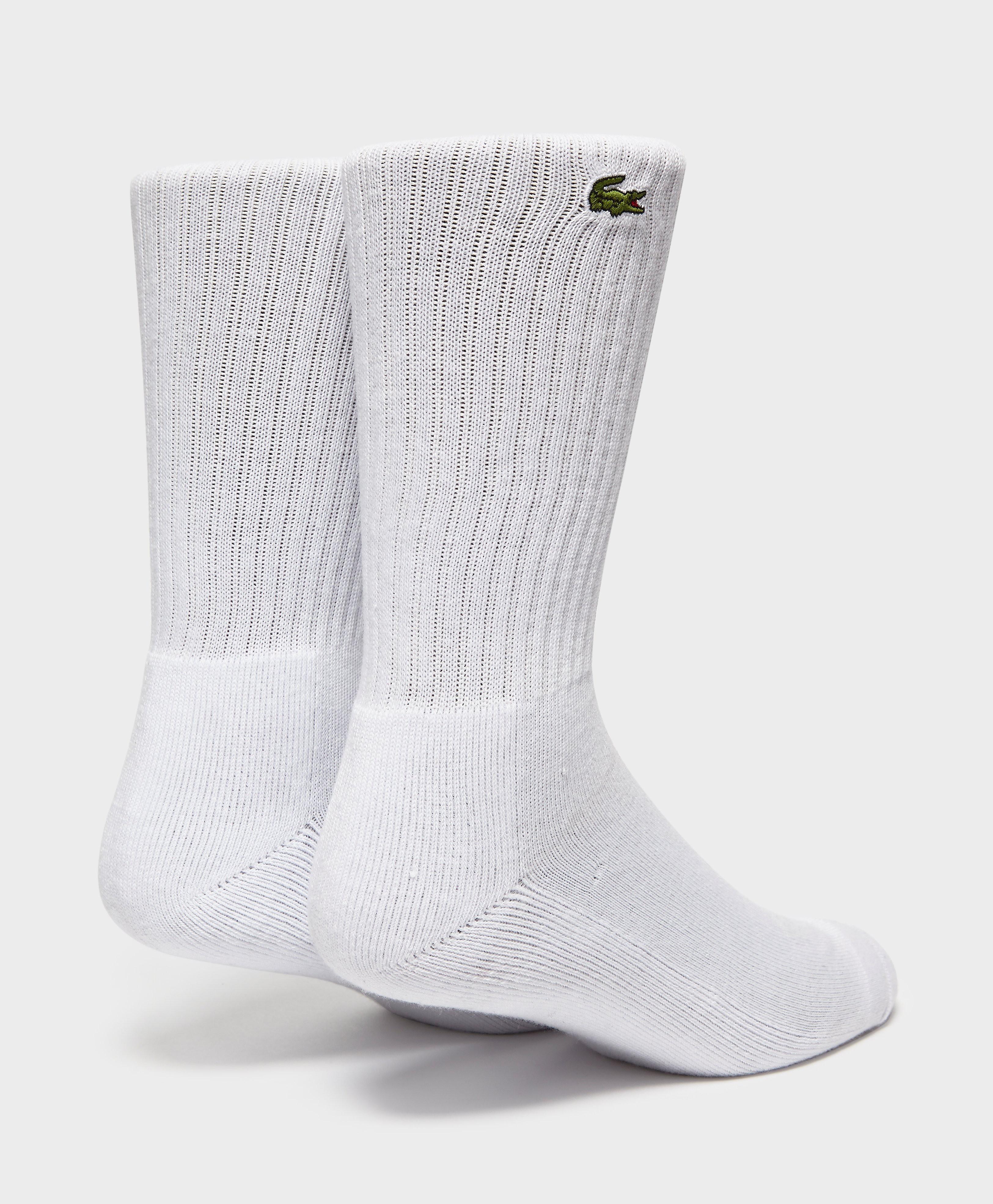 Lacoste 3 Pack Sport Socks