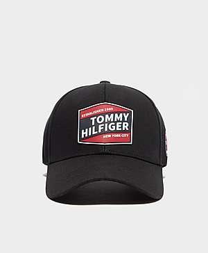 d3d20466c88 Tommy Hilfiger Patch Logo Cap Tommy Hilfiger Patch Logo Cap