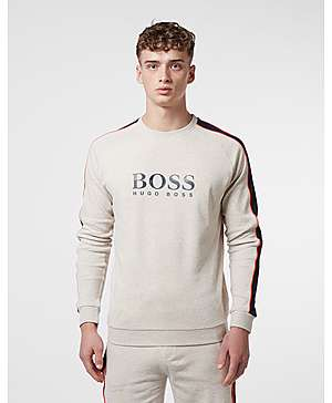 d42c5f1cafe9f BOSS Piped Crew Sweatshirt ...