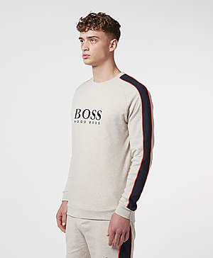 c0b0e35eda0d9 BOSS Piped Crew Sweatshirt BOSS Piped Crew Sweatshirt