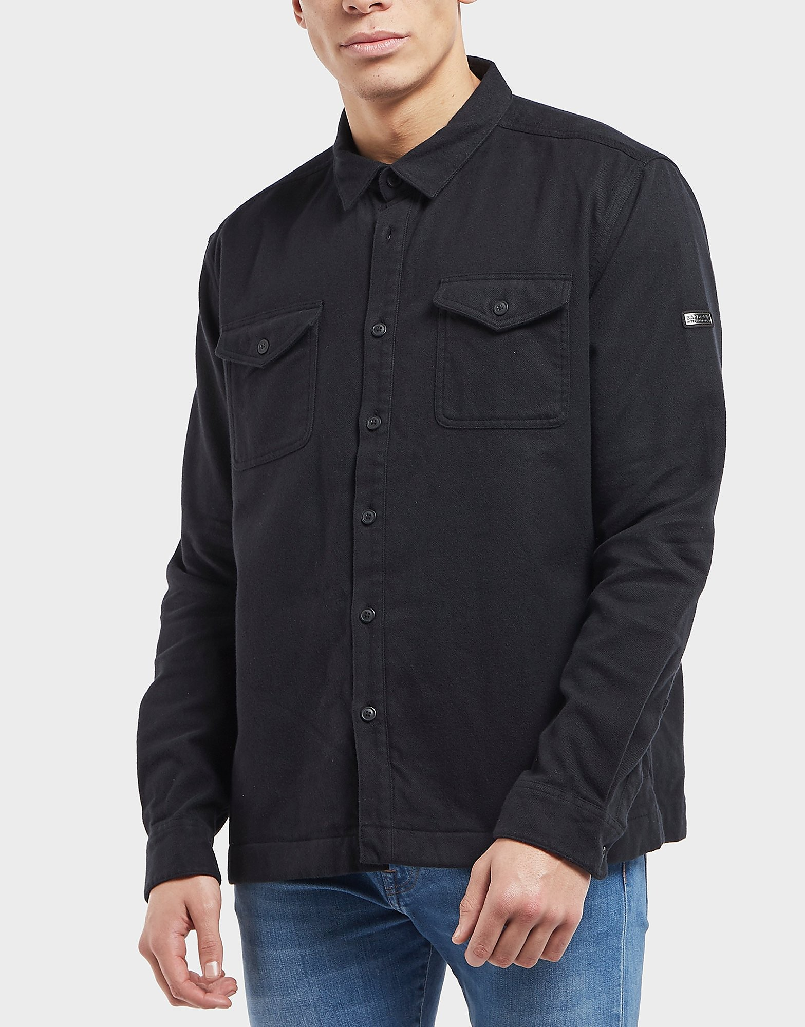 Barbour International Skipton Overshirt