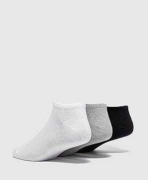 adidas Originals 3 Pack Trefoil Liner Socks