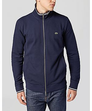 Lacoste Full Zip Pique Track Top