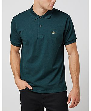 Lacoste L1264 Marl Polo Shirt