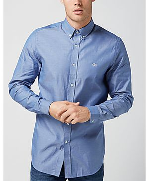 Lacoste Long Sleeve Irredescent Shirt