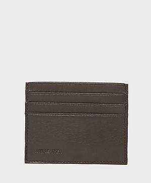 Armani Jeans Leather Card Holder