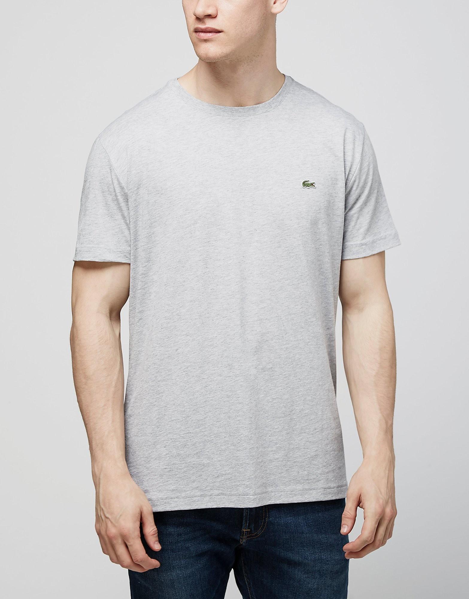 Lacoste Crew Neck T-Shirt