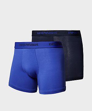 Emporio Armani 2 Pack Boxer Shorts