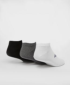 Emporio Armani Three Pack Trainer Socks