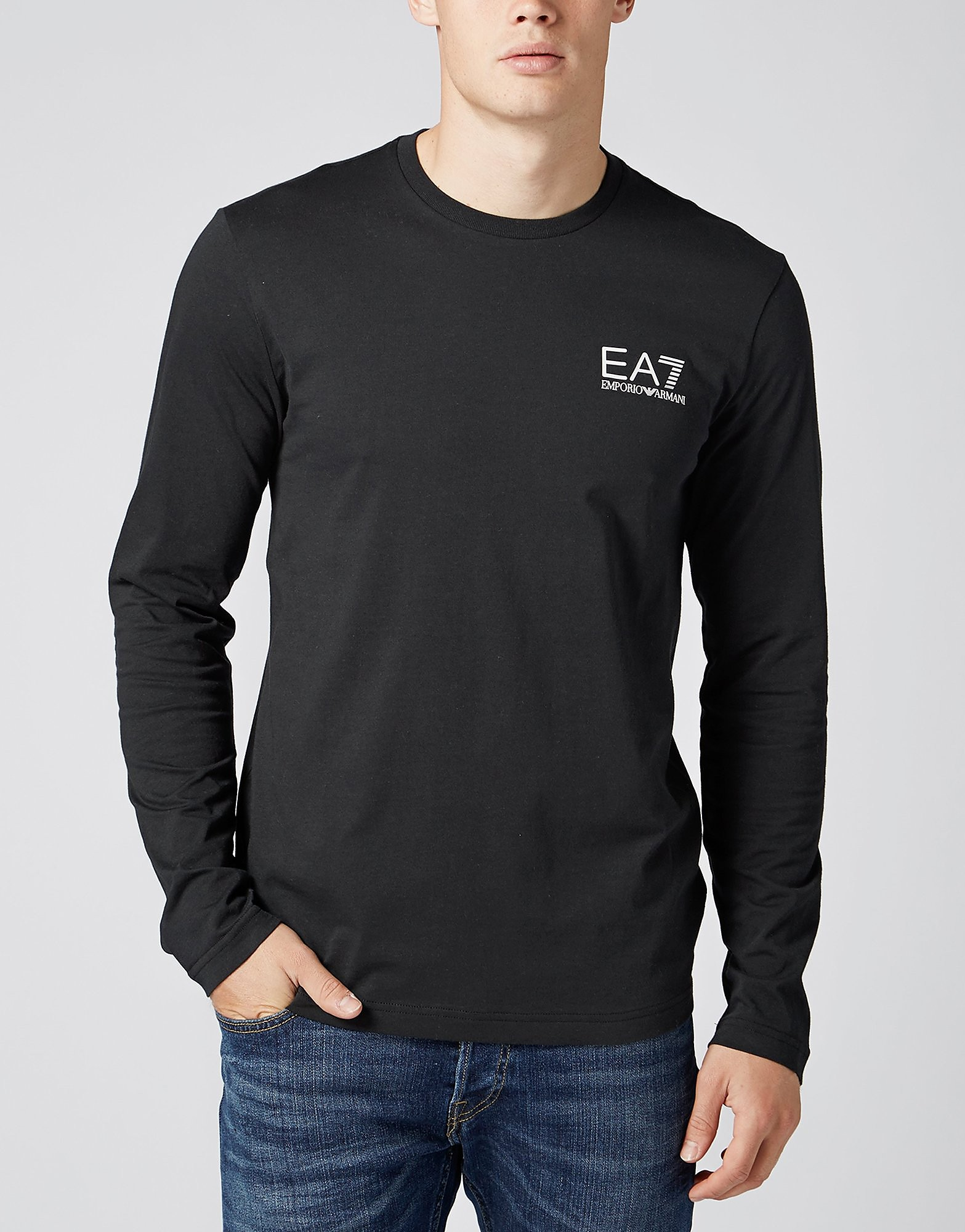 Emporio Armani EA7 Core ID Long Sleeved T-Shirt