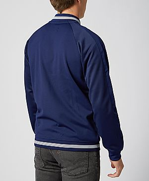 Fred Perry Bradley Wiggins Textured Bomber Track Top