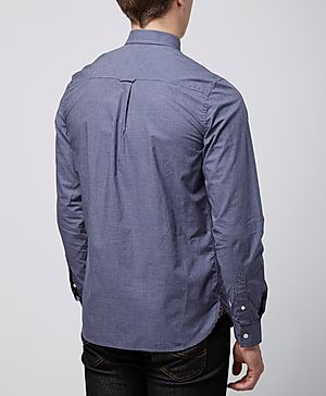 Fred Perry Gingham Long Sleeved Shirt