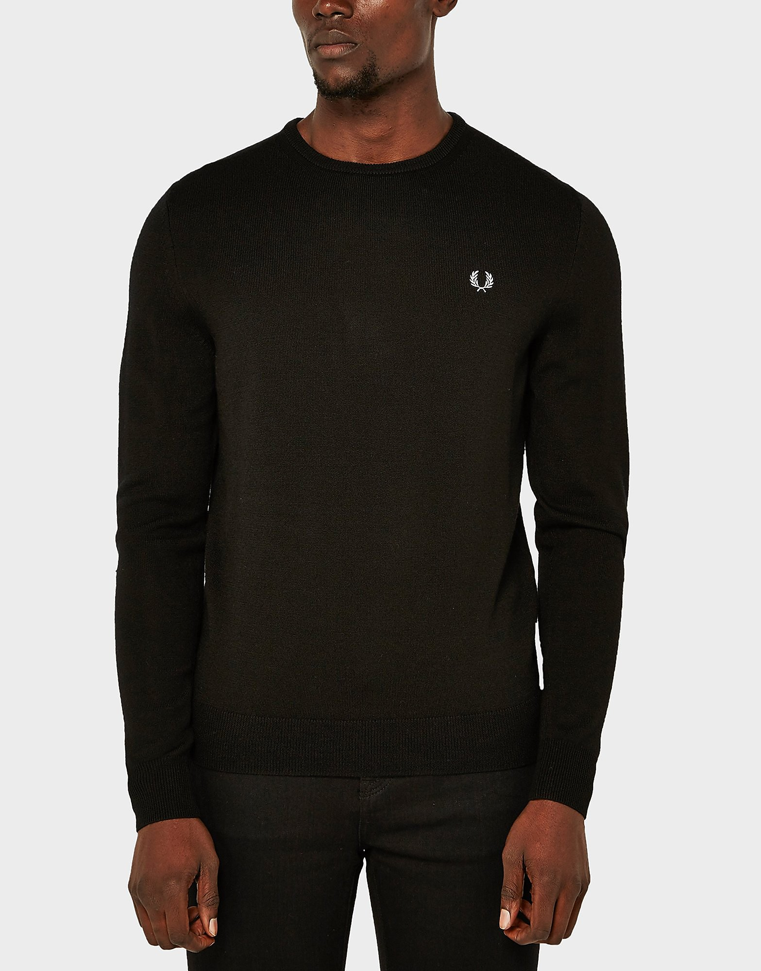 Fred Perry Merino Crew Neck Knit