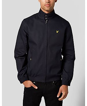 Lyle & Scott Lined Harrington Jacket