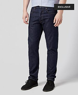 One True Saxon Paddy Regular Fit Jeans - Exclusive