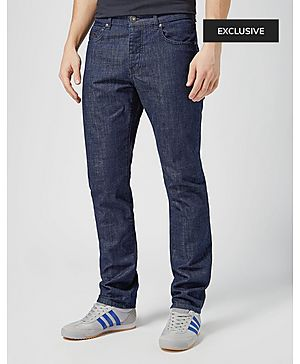 One True Saxon Barber Slim Fit Jeans - Exclusive