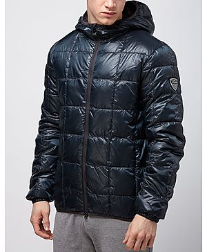Emporio Armani EA7 Mountain Square Quilt Jacket