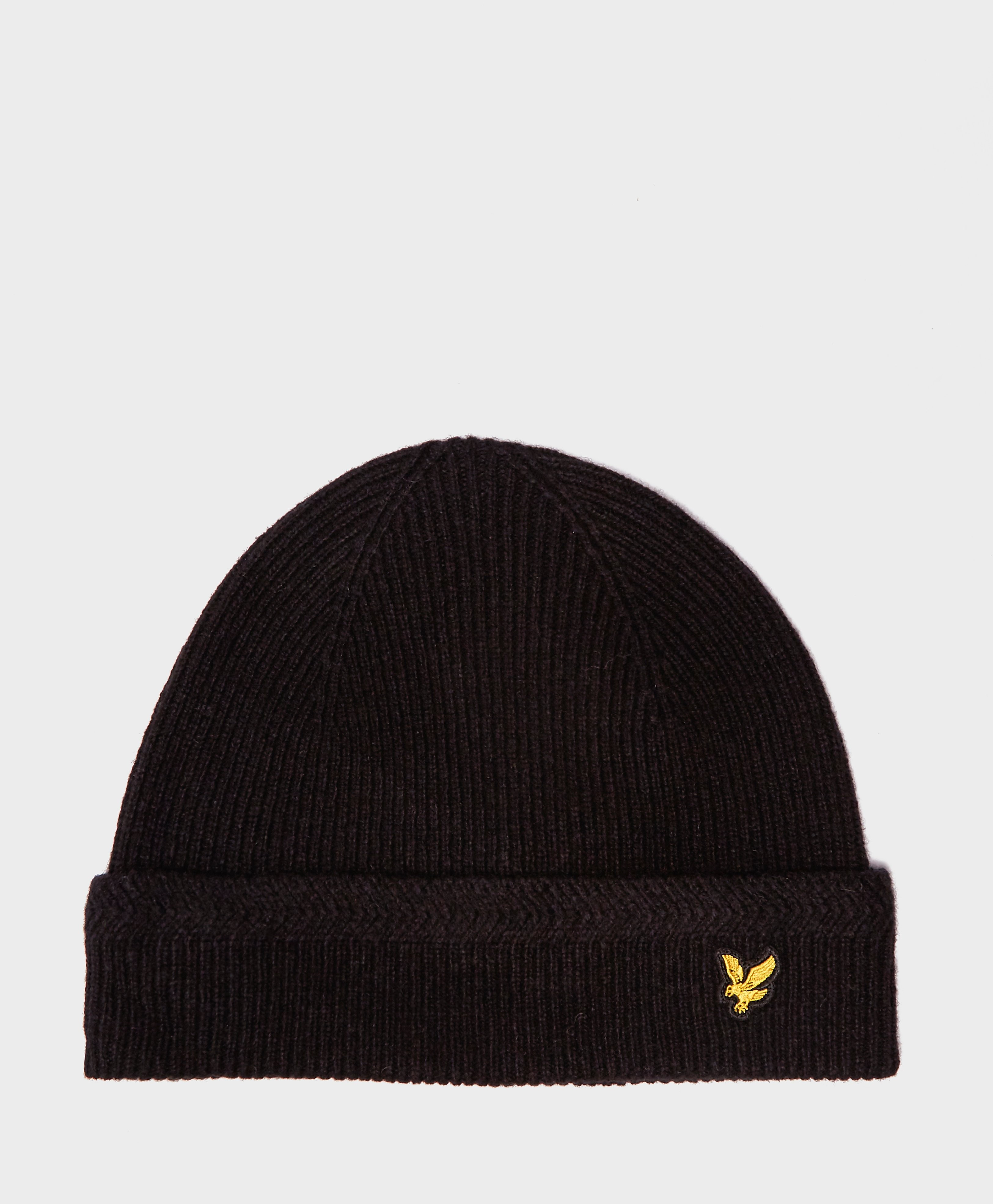 Lyle & Scott Rib Knit Hat