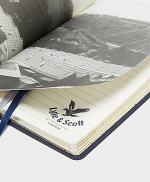Lyle & Scott A5 Notebook