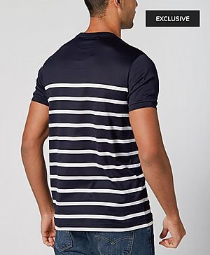Paul and Shark Admiral Stripe T-Shirt - Exclusive