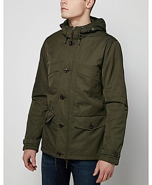 Pretty Green Abbeycroft Road Jacket