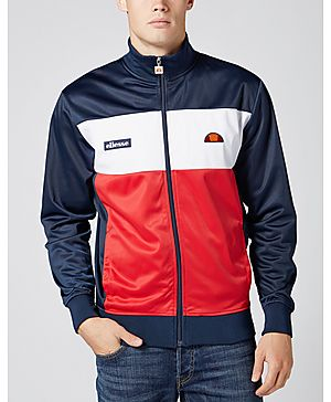 Ellesse Caprini Colour Block Track Top