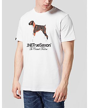 One True Saxon Percy T-Shirt - Exclusive