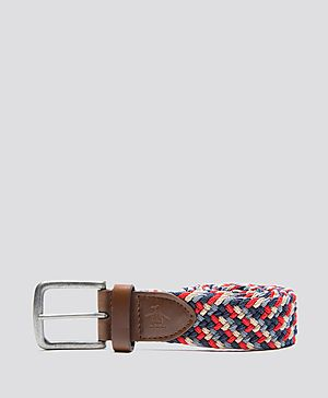 Original Penguin Woven Belt