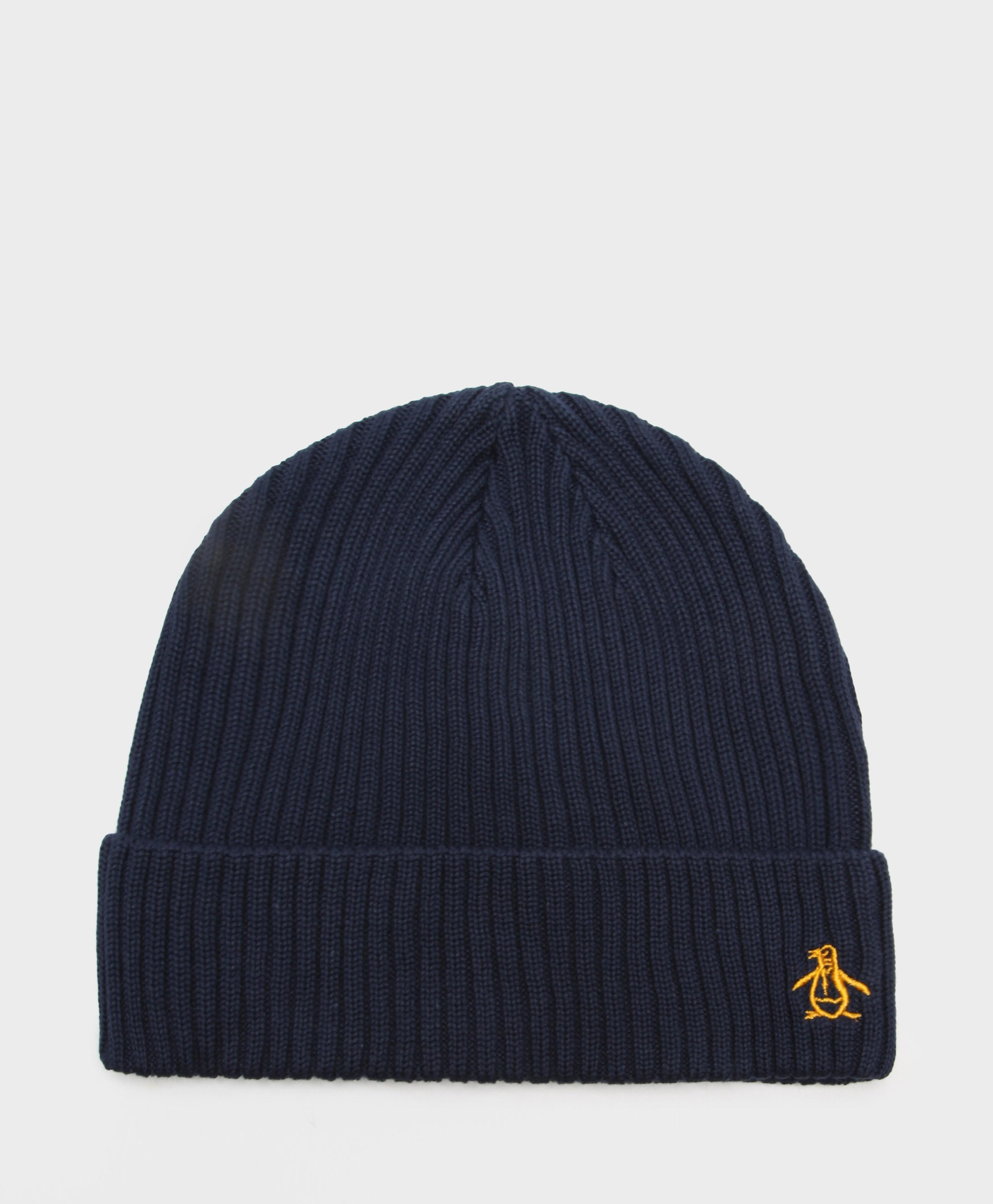 Original Penguin Rib Turn Hat