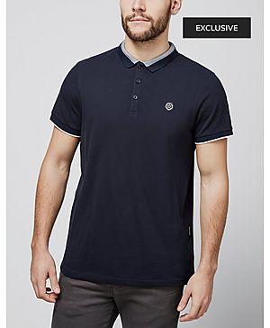 Nicholas Deakins Struck Polo Shirt