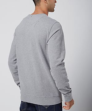 Pretty Green Heyland Crew Neck Sweatshirt