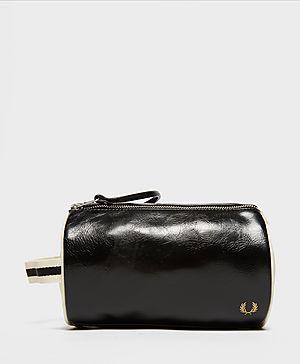 Fred Perry Barrel Wash Bag
