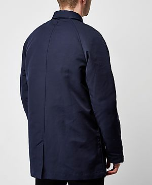 Fred Perry Bonded Carbon Mac Jacket