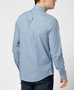 Original Penguin Gingham Long Sleeved Shirt