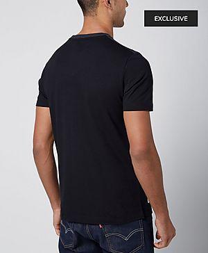 Original Penguin Barts Panel T-Shirt - Exclusive