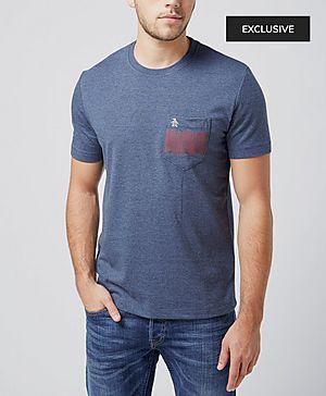 Original Penguin Blazon T-Shirt - Exclusive
