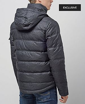 One True Saxon James Padded Jacket-Exclusive