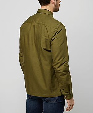 Pretty Green Smamford Pocket Shirt
