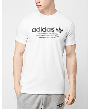 adidas Originals Fashion Logo T-Shirt