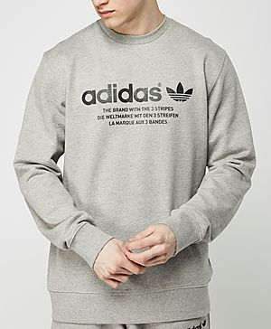 adidas Originals Fashion Logo Sweatshirt