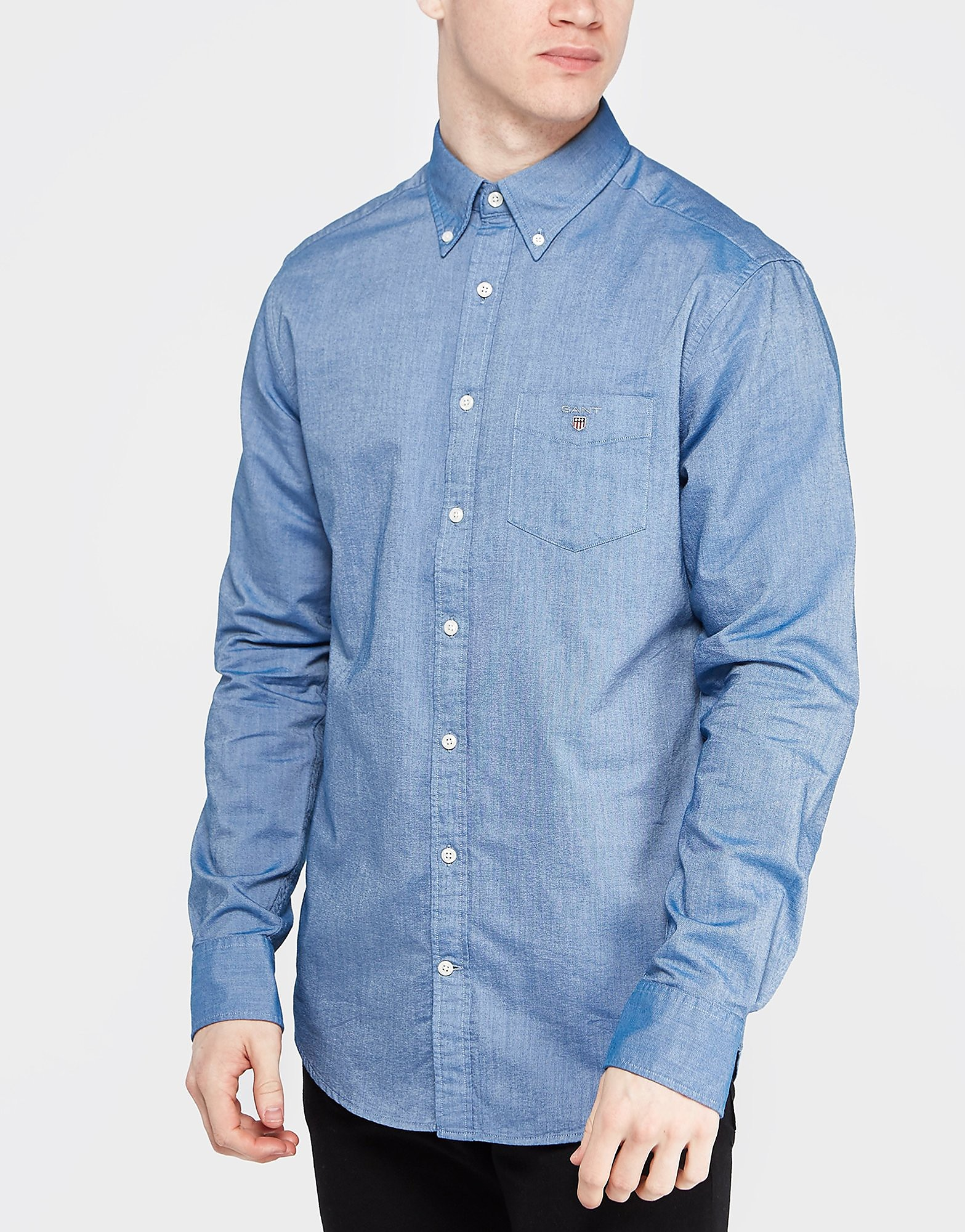 GANT Long Sleeve Chambray Shirt