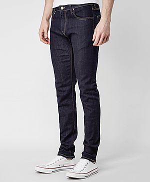 Lee Malone Skinny Jeans 'Dark Rinse'