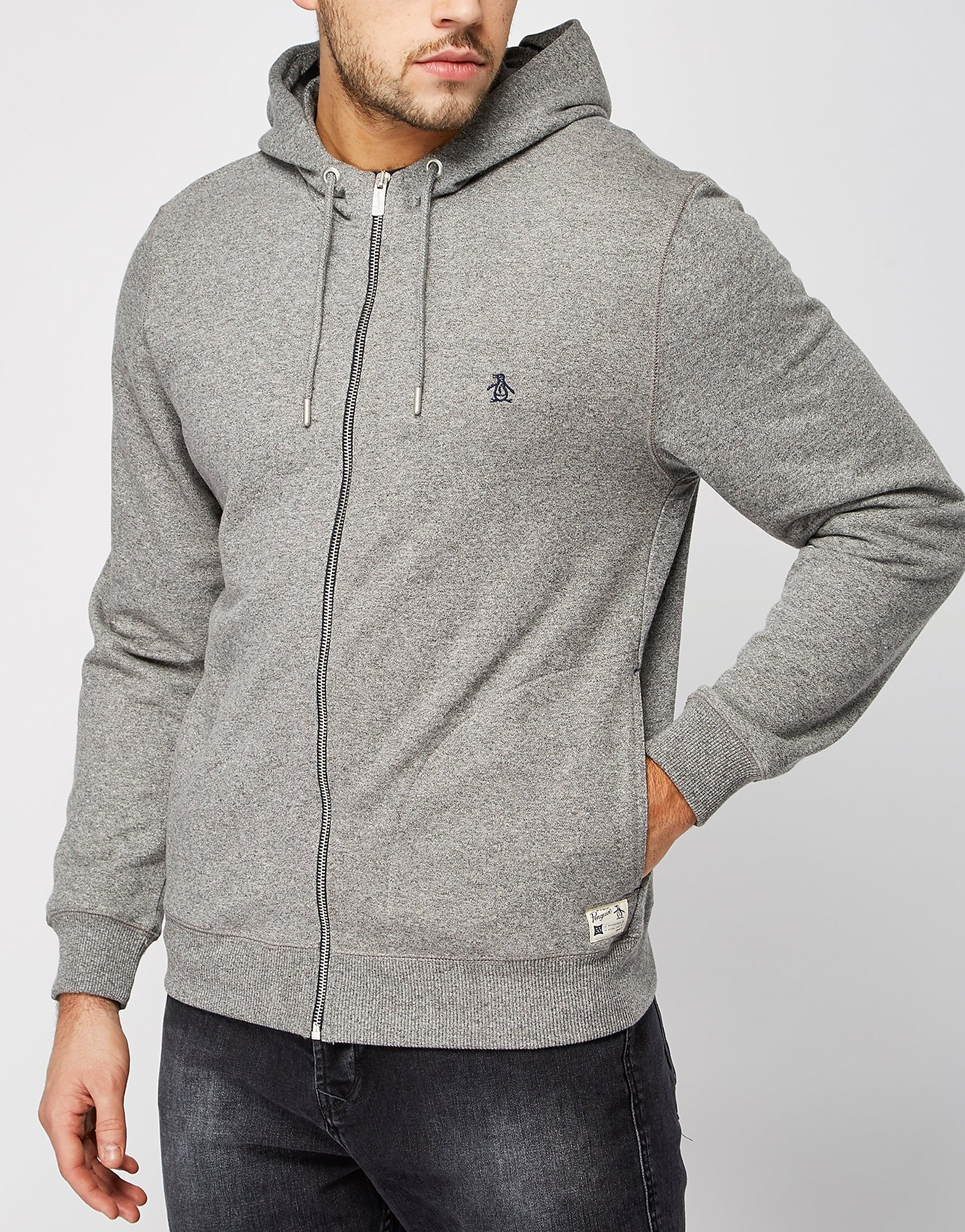 Original Penguin Whiteley Full Zip Hoody