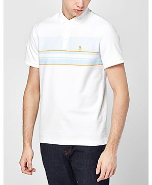 Original Penguin Agave Summer Stripe Shirt