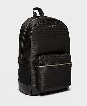 Armani Jeans Nylon Back Pack