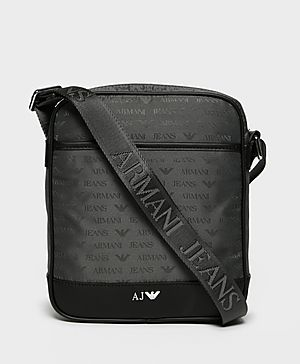 Armani Jeans Nylon Medium Bag