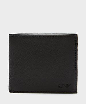 Armani Jeans Bi-Fold Leather Wallet