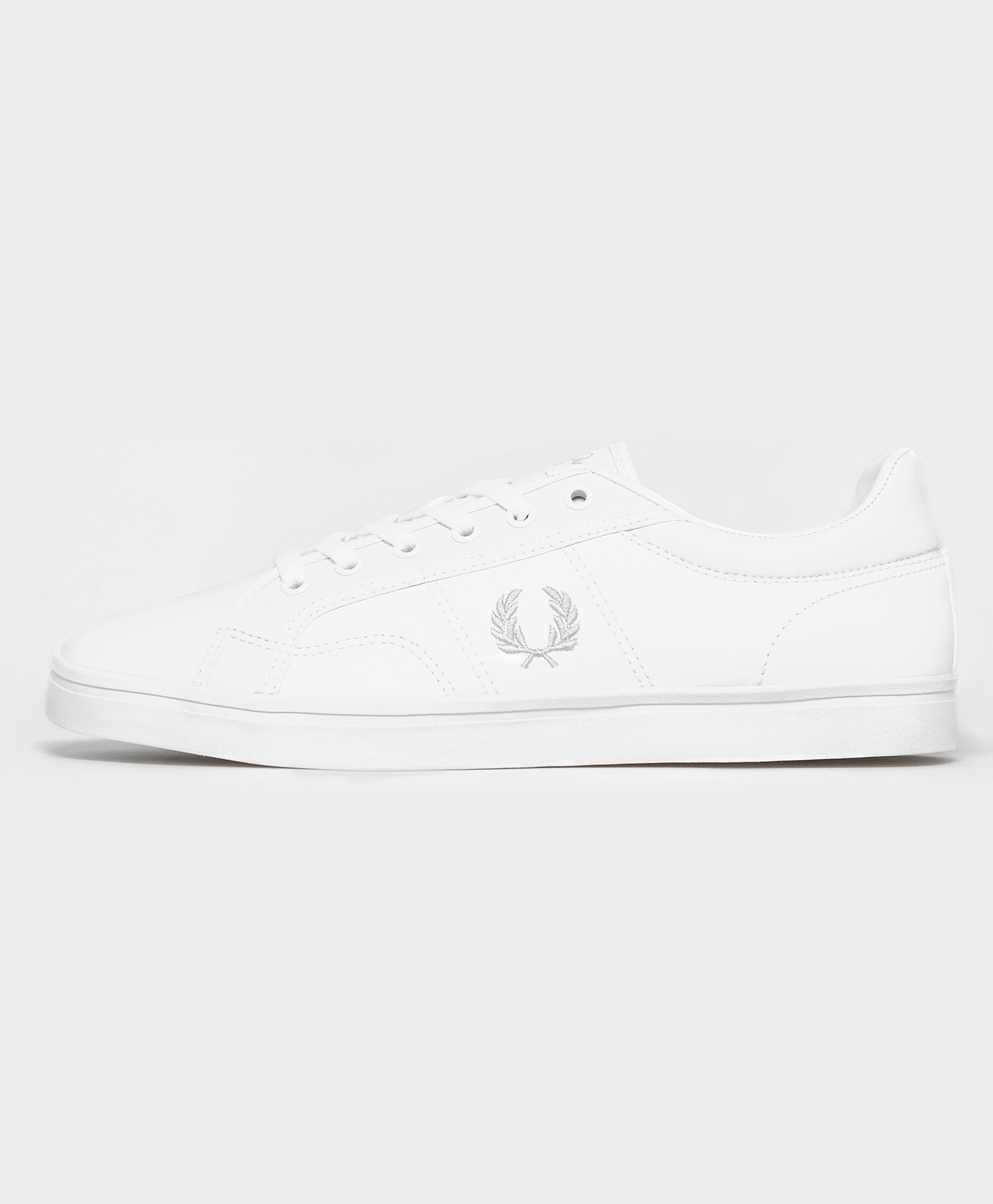 Fred Perry Sidespin  White White